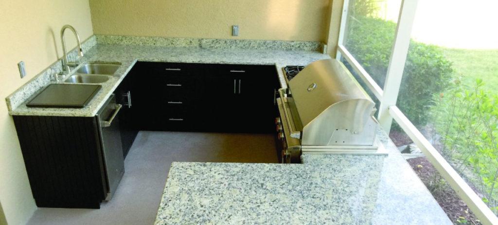 Backyard Kitchen Designs Soleic Outdoor Kitchens Of Tampa Fl