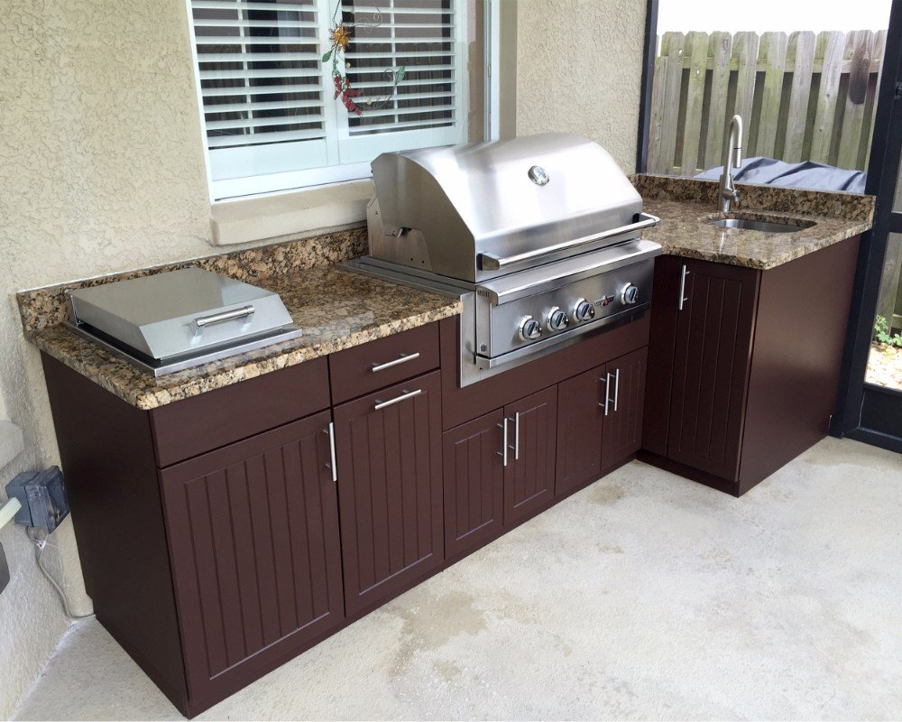 beautiful summer kitchen design