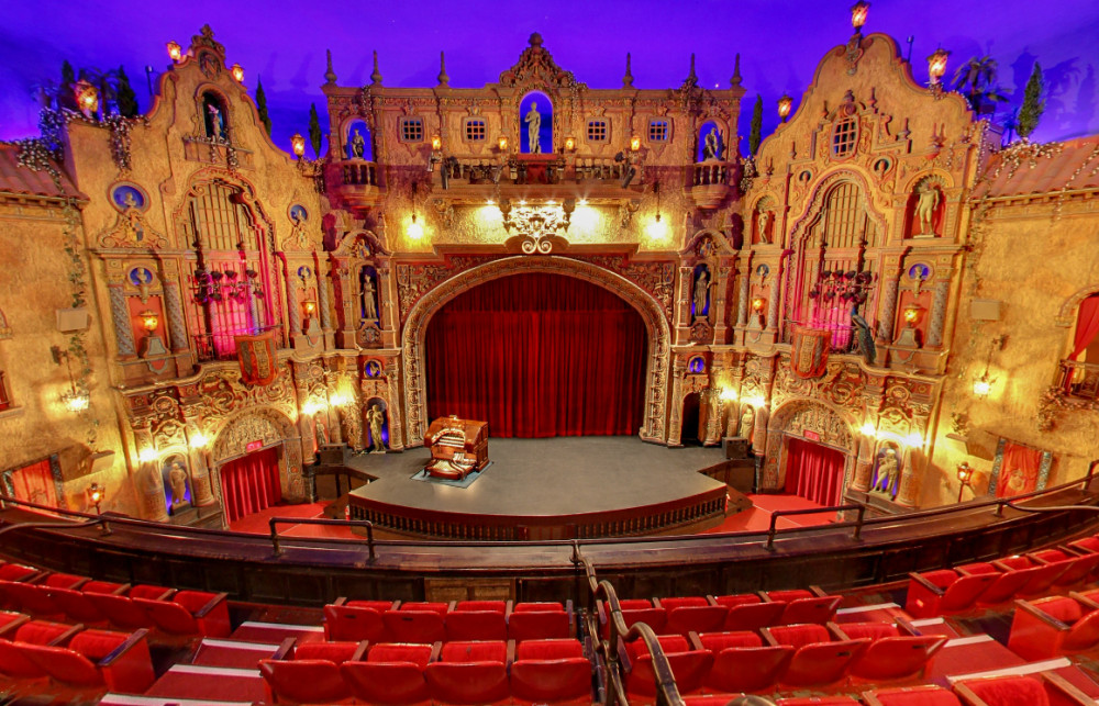 Historic Tampa Theater