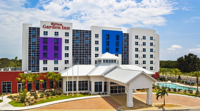 Hilton Garden Inn Tampa