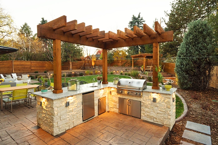 Beautiful The Benefits Of An Outdoor Kitchen With Outdoor Kitchen Denver