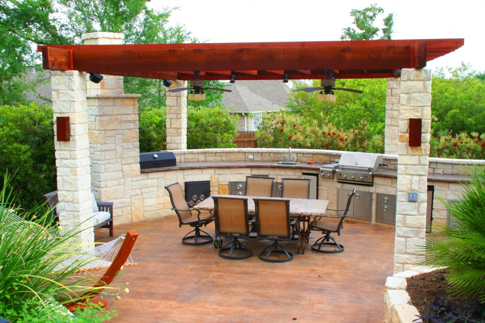 Outdoor Kitchen Designs In Tampa U2013 How To Choose