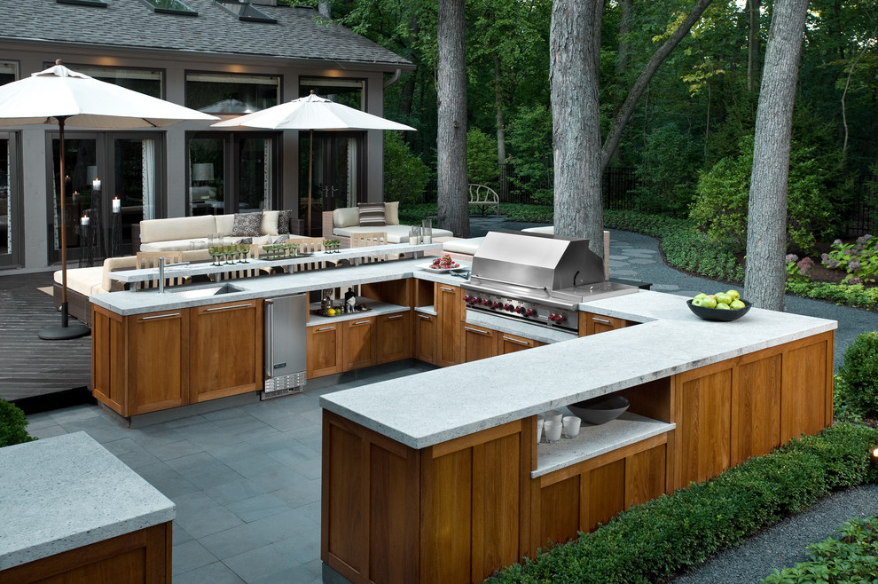 Captivating Outdoor Kitchen Designs In Tampa U2013 How To Choose