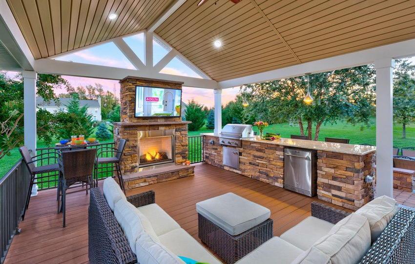 Outdoor Kitchen Design Soleic Outdoor Kitchens Of Tampa