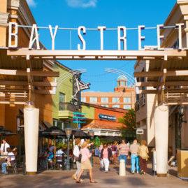 bay street shopping tampa